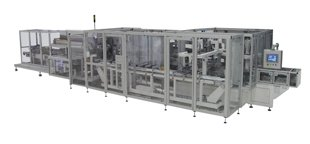 SIEREM - Machine for Cartons packaging